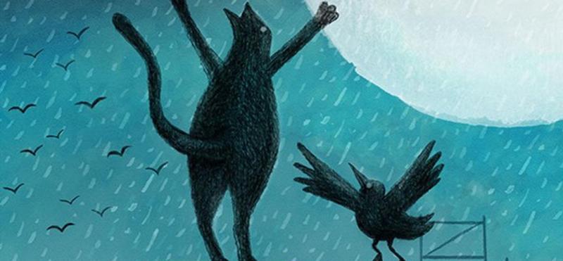 Historia De Una Gaviota Y Del Gato Que Le Enseñó A Volar