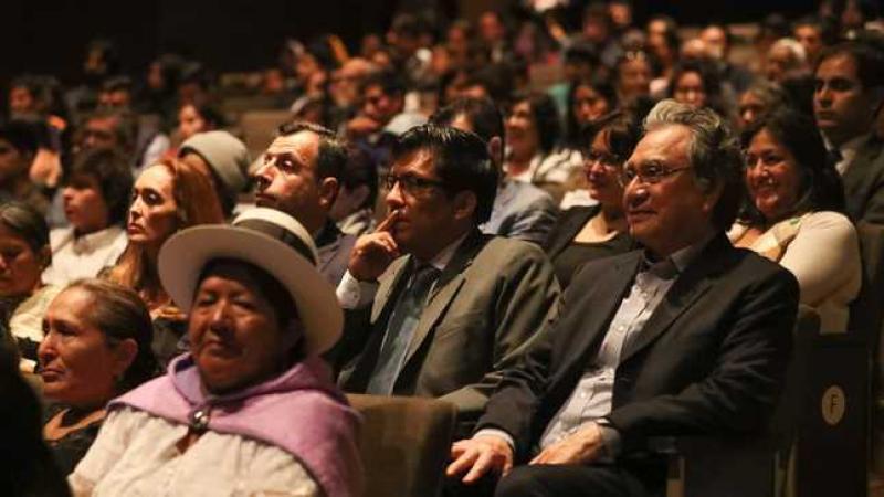 """""""El LUM es un espacio de encuentro que nos da la oportunidad de hacer rectificaciones históricas"""""""